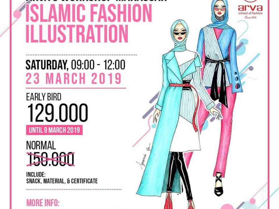 Arva School Of Fashion Surabaya Biaya School Style